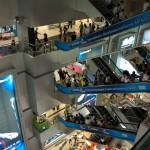 Эскалаторы в MBK